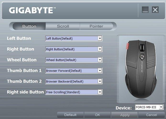 gigabyteSimsoftware