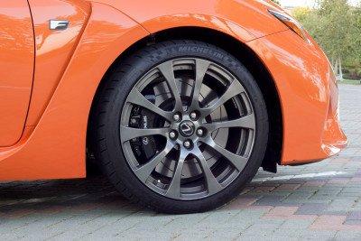 Lexus-RCF-front-brake