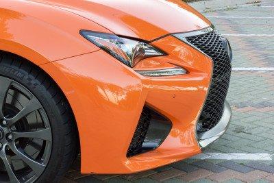 Lexus-RCF-front-lines