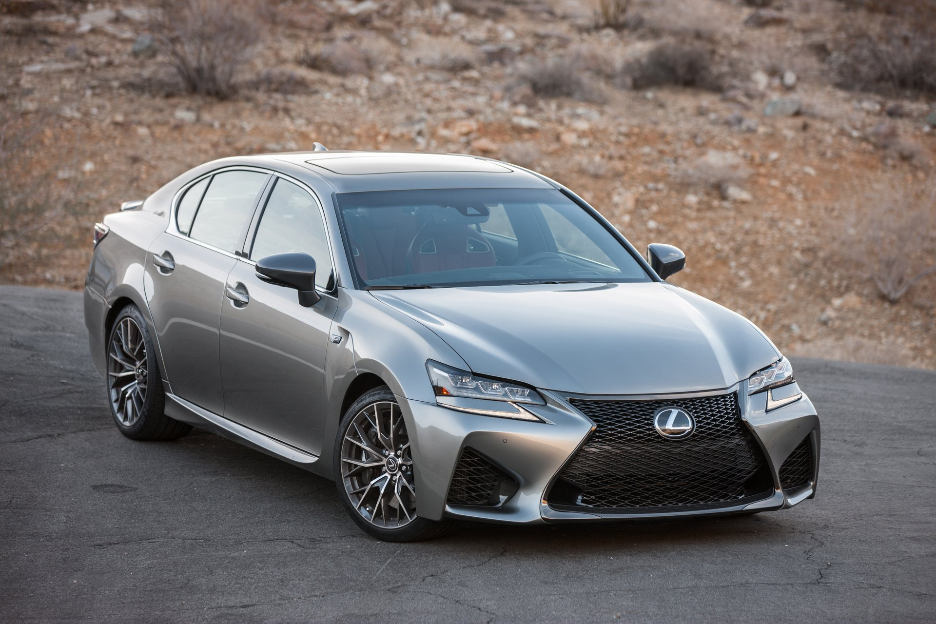 2016 lexus gs f track tested. Black Bedroom Furniture Sets. Home Design Ideas