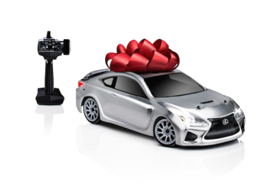 Lexus RC-F RC car